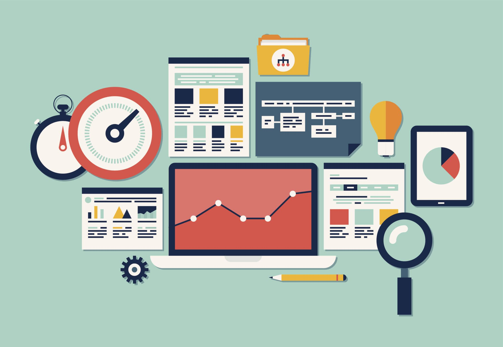 Website SEO and analytics